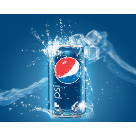 Blue Can Cola Flavor - MAX VG E-Liquid