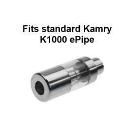 Kamry K1000 ePipe Replacement Coils - 5-PACK