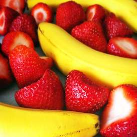 Strawberry Banana Flavor - Premium E-Liquid