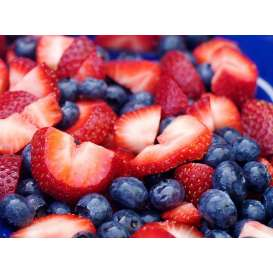 Blueberry Strawberry Flavor - Premium E-Liquid