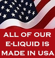 Our E-Liquid is Made in USA